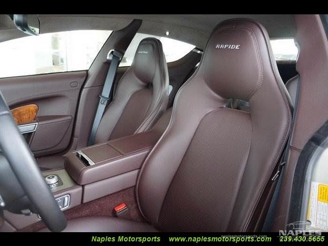 2011 Aston Martin DB9 Rapide - Photo 14 - Naples, FL 34104