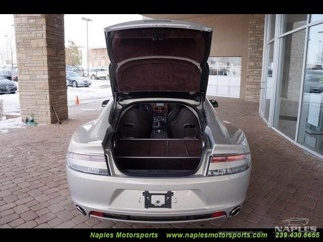 2011 Aston Martin DB9 Rapide - Photo 25 - Naples, FL 34104