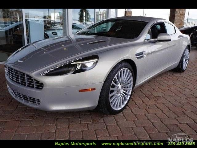 2011 Aston Martin DB9 Rapide - Photo 10 - Naples, FL 34104