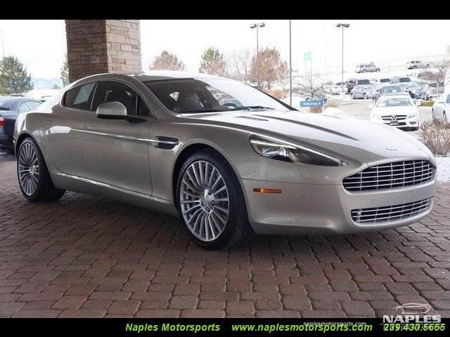2011 Aston Martin DB9 Rapide - Photo 1 - Naples, FL 34104