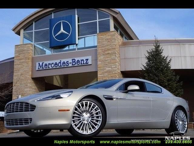 2011 Aston Martin DB9 Rapide - Photo 8 - Naples, FL 34104