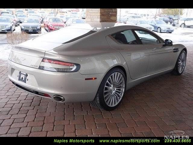 2011 Aston Martin DB9 Rapide - Photo 7 - Naples, FL 34104
