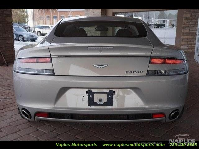 2011 Aston Martin DB9 Rapide - Photo 9 - Naples, FL 34104