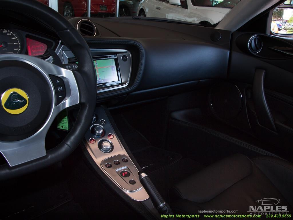 2014 Lotus Evora 2+2 - Photo 30 - Naples, FL 34104