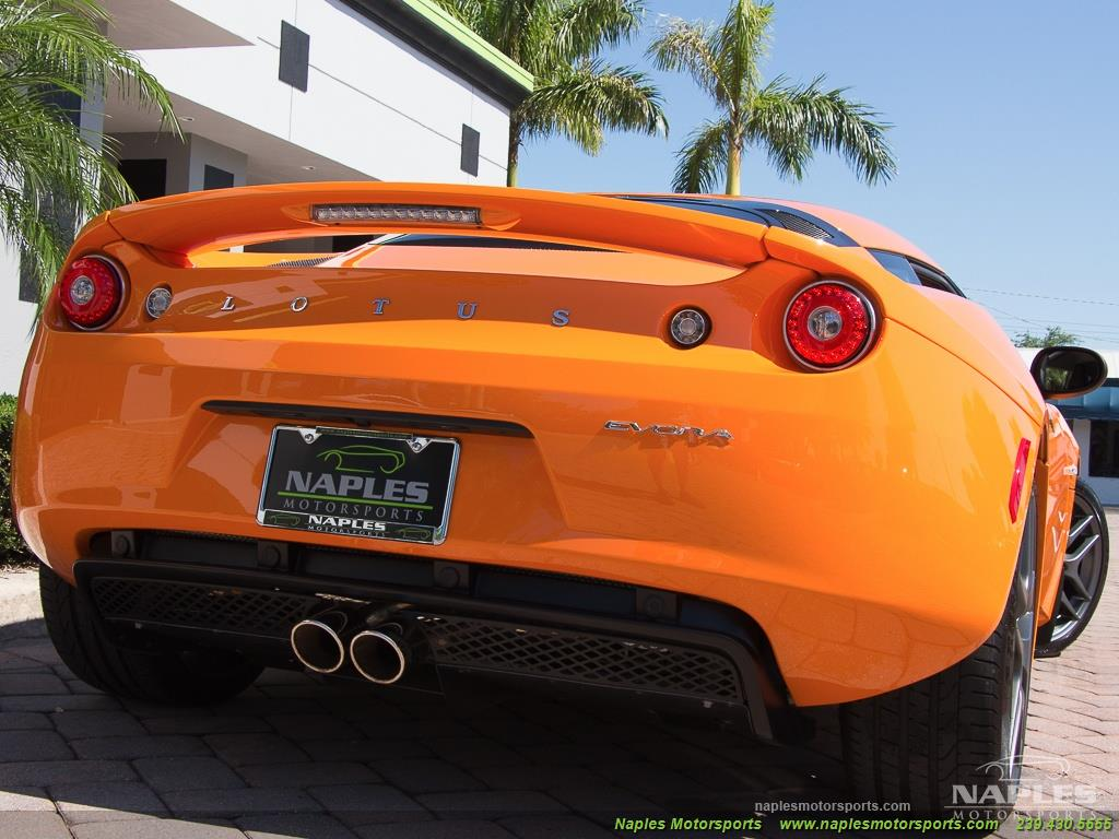 2014 Lotus Evora 2+2 - Photo 32 - Naples, FL 34104