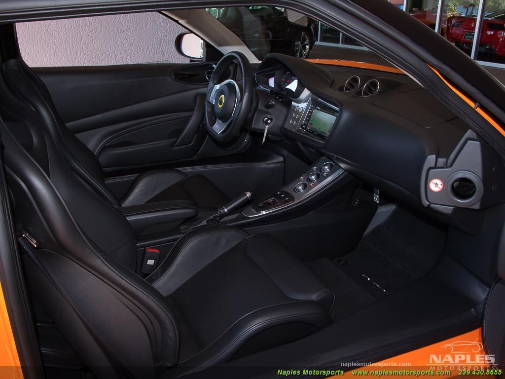 2014 Lotus Evora 2+2 - Photo 17 - Naples, FL 34104