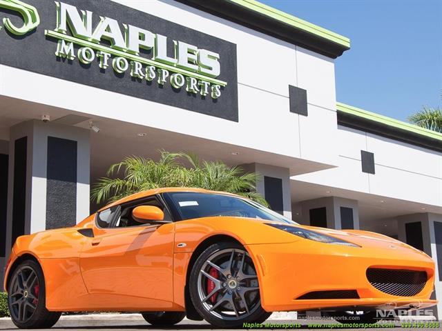 2014 Lotus Evora 2+2 - Photo 1 - Naples, FL 34104