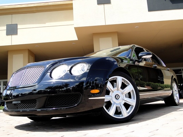 2006 Bentley Continental Flying Spur - Photo 56 - Naples, FL 34104