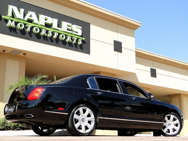 2006 Bentley Continental Flying Spur - Photo 42 - Naples, FL 34104