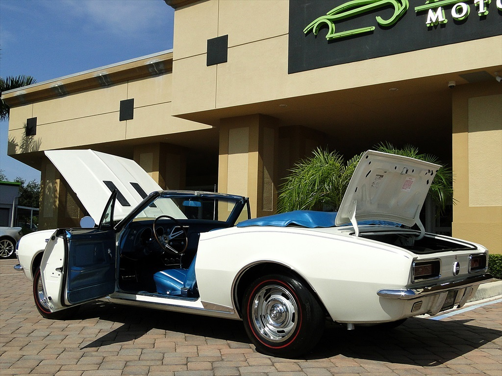 1967 Chevrolet Camaro SS Indianapolis Pace Car - Photo 37 - Naples, FL 34104
