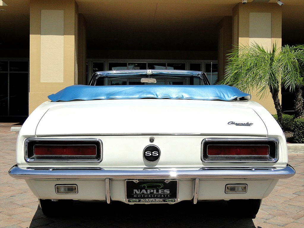 1967 Chevrolet Camaro SS Indianapolis Pace Car - Photo 56 - Naples, FL 34104