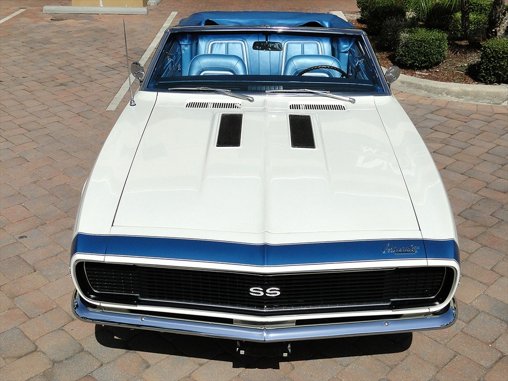 1967 Chevrolet Camaro SS Indianapolis Pace Car - Photo 47 - Naples, FL 34104