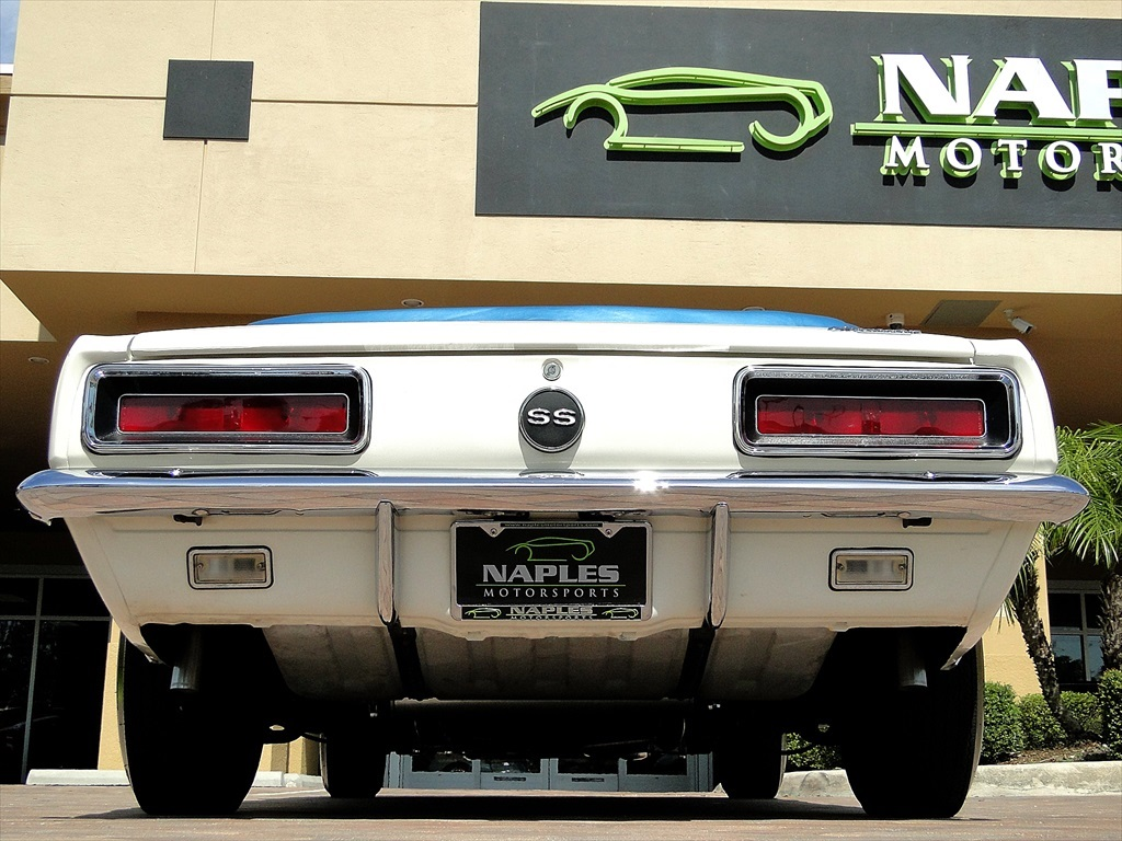 1967 Chevrolet Camaro SS Indianapolis Pace Car - Photo 57 - Naples, FL 34104