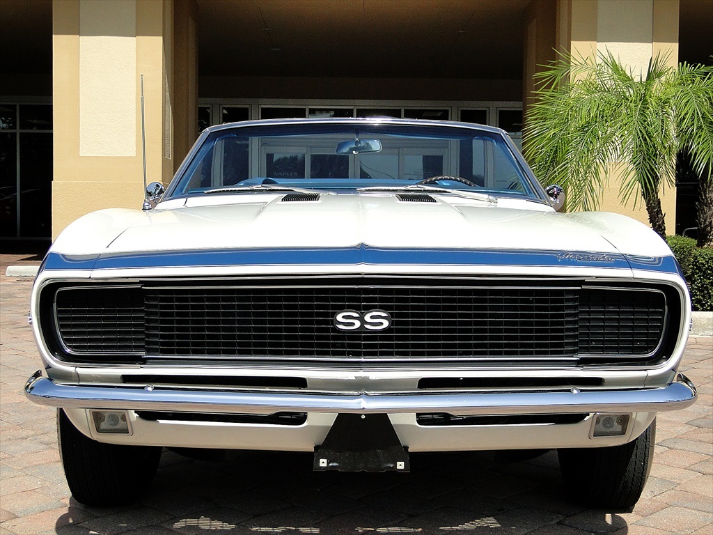 1967 Chevrolet Camaro SS Indianapolis Pace Car - Photo 11 - Naples, FL 34104