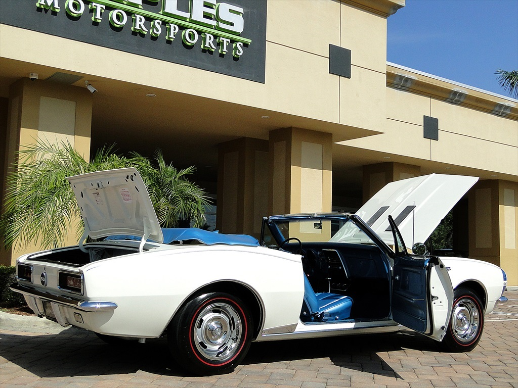 1967 Chevrolet Camaro SS Indianapolis Pace Car - Photo 40 - Naples, FL 34104