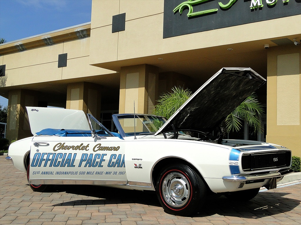1967 Chevrolet Camaro SS Indianapolis Pace Car - Photo 41 - Naples, FL 34104