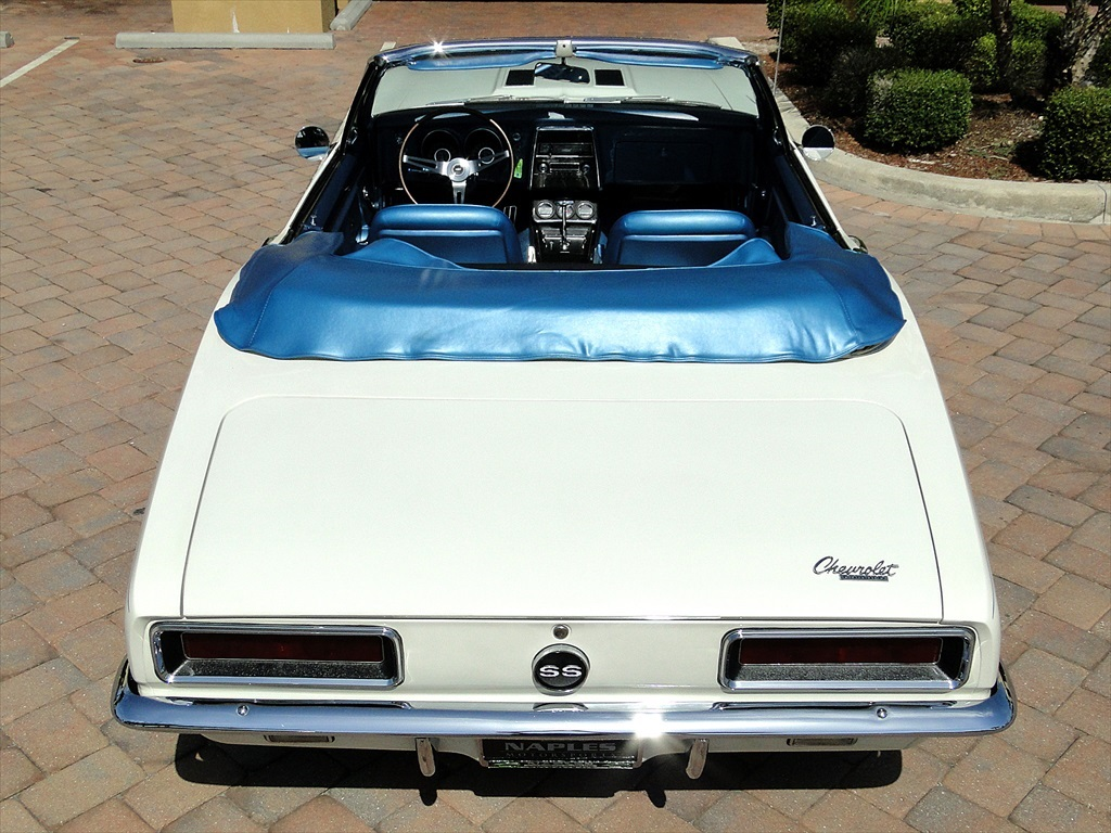 1967 Chevrolet Camaro SS Indianapolis Pace Car - Photo 49 - Naples, FL 34104