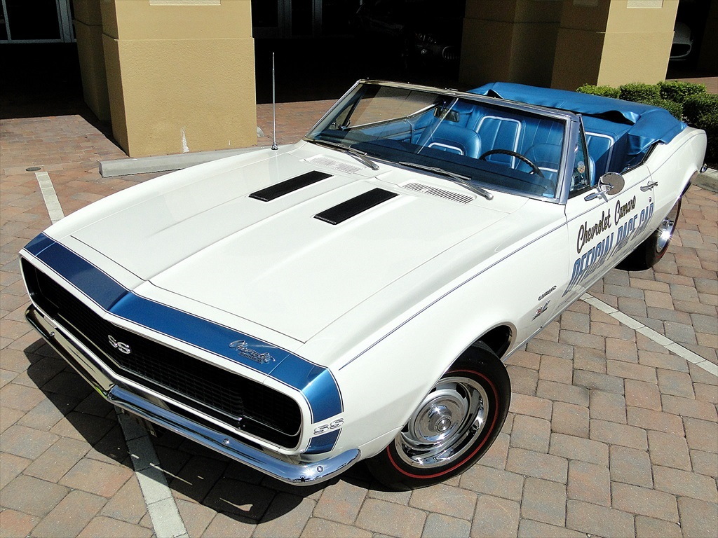 1967 Chevrolet Camaro SS Indianapolis Pace Car - Photo 5 - Naples, FL 34104