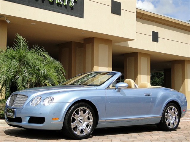 2007 Bentley Continental GT GTC - Photo 3 - Naples, FL 34104