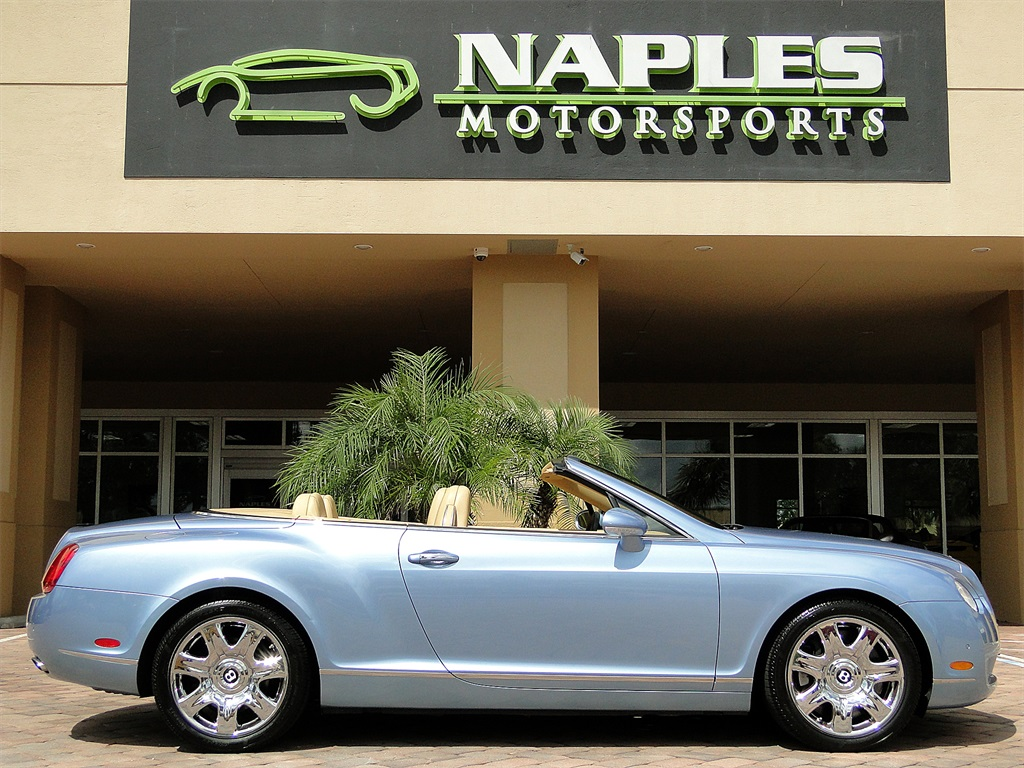 2007 Bentley Continental GT GTC - Photo 5 - Naples, FL 34104