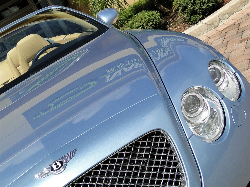 2007 Bentley Continental GT GTC - Photo 25 - Naples, FL 34104