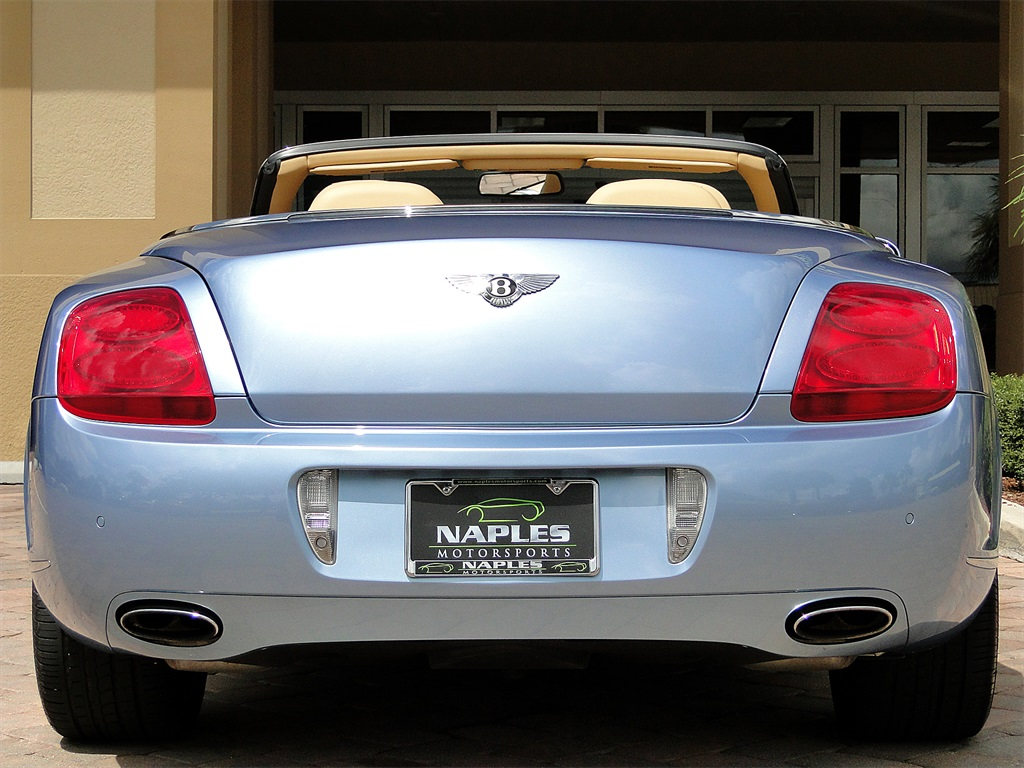 2007 Bentley Continental GT GTC - Photo 32 - Naples, FL 34104