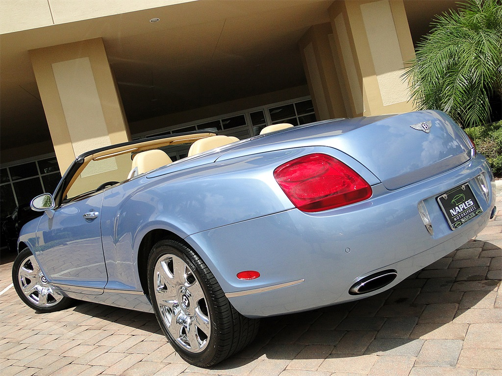 2007 Bentley Continental GT GTC - Photo 39 - Naples, FL 34104