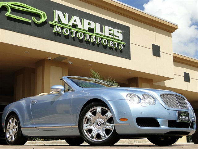 2007 Bentley Continental GT GTC - Photo 1 - Naples, FL 34104