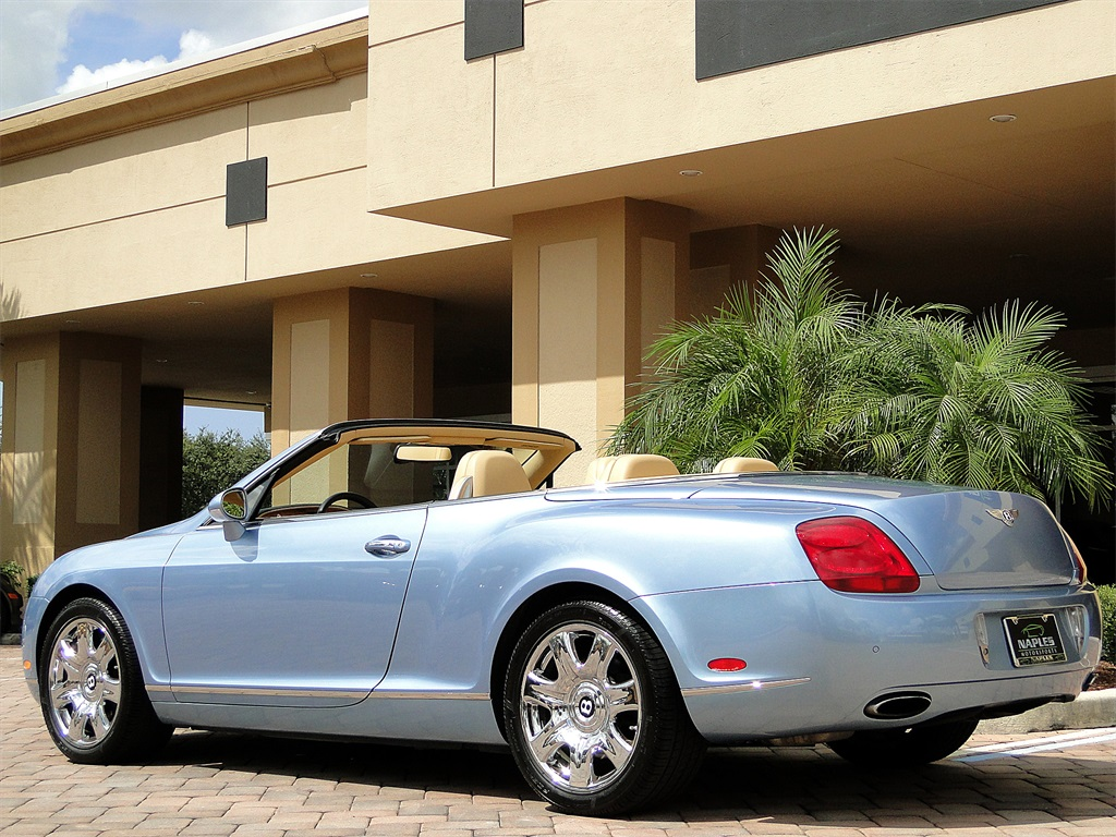 2007 Bentley Continental GT GTC - Photo 9 - Naples, FL 34104