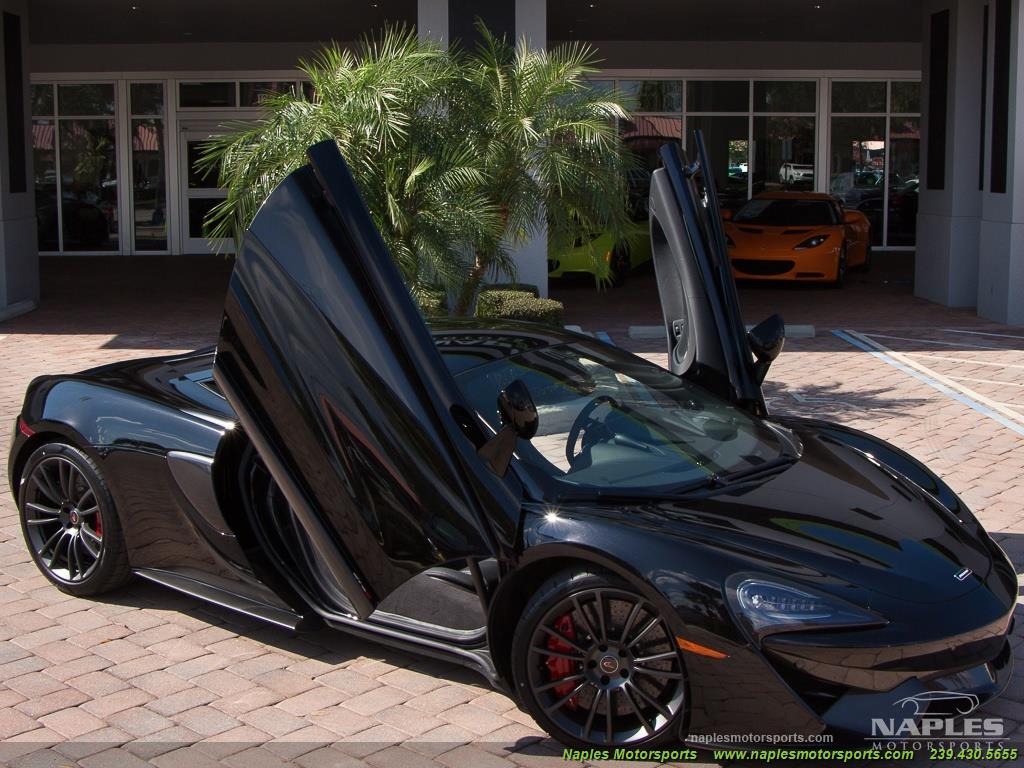 2017 McLaren 570S Coupe - Photo 39 - Naples, FL 34104