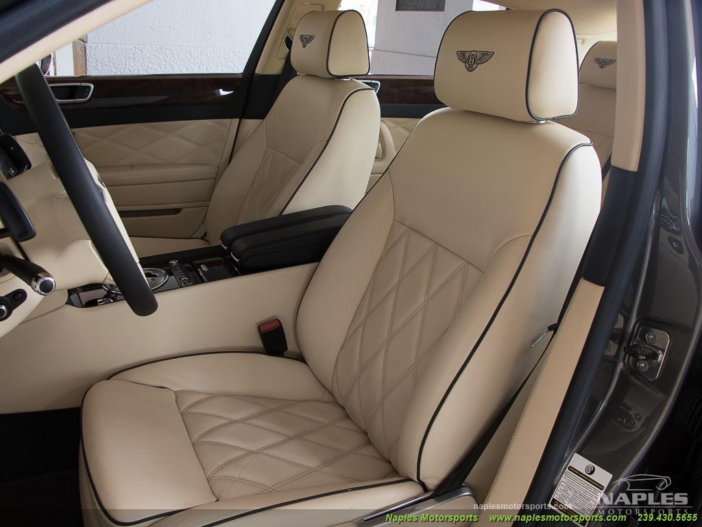 2011 Bentley Continental Flying Spur Speed - Photo 42 - Naples, FL 34104