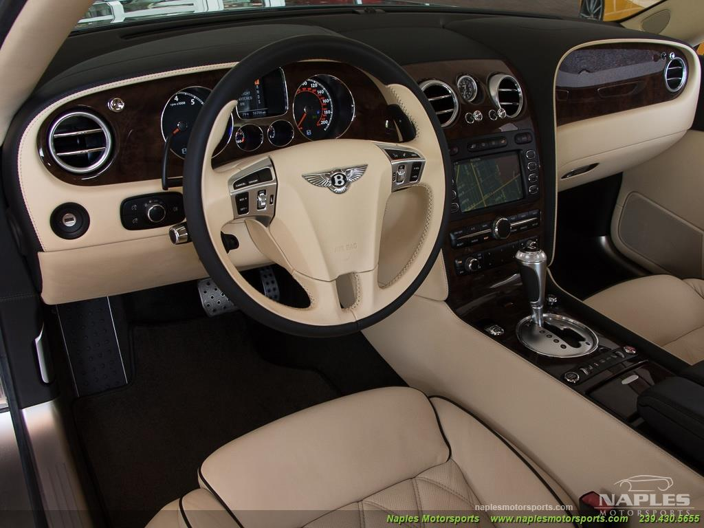 2011 Bentley Continental Flying Spur Speed - Photo 43 - Naples, FL 34104