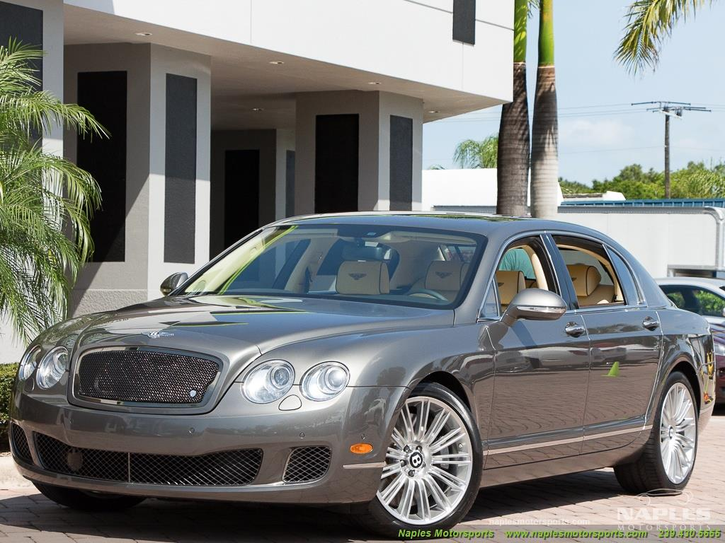 2011 Bentley Continental Flying Spur Speed - Photo 10 - Naples, FL 34104