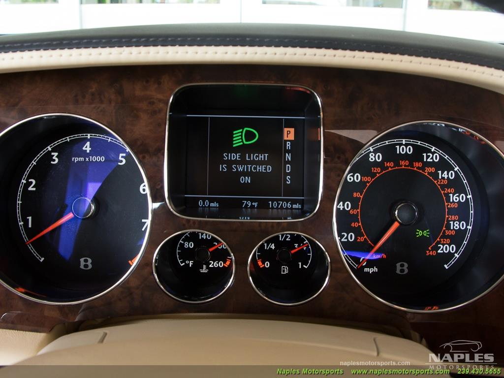 2011 Bentley Continental Flying Spur Speed - Photo 57 - Naples, FL 34104