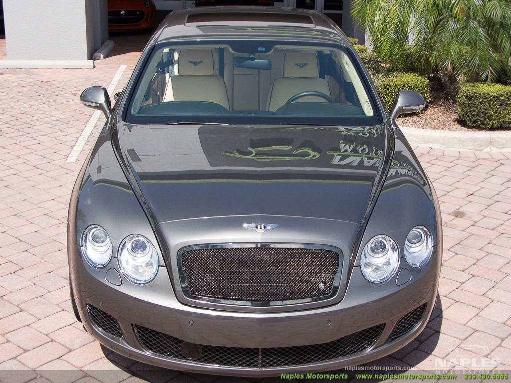 2011 Bentley Continental Flying Spur Speed - Photo 22 - Naples, FL 34104
