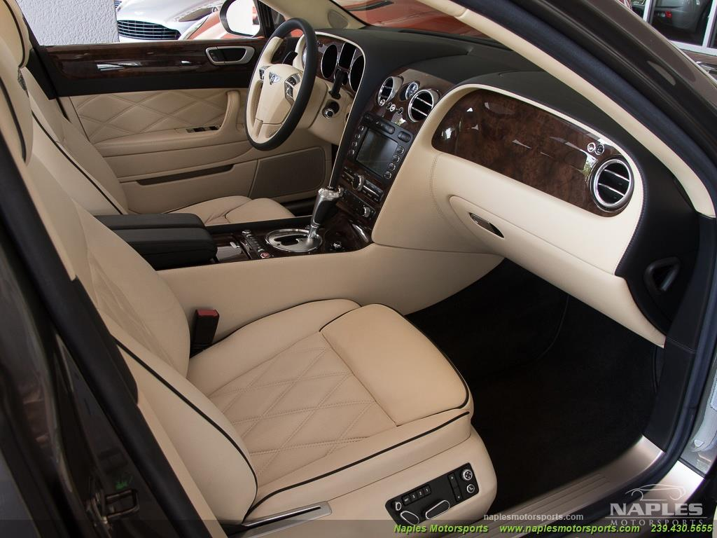 2011 Bentley Continental Flying Spur Speed - Photo 44 - Naples, FL 34104