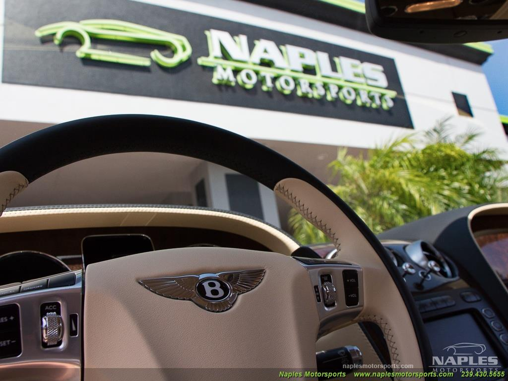 2011 Bentley Continental Flying Spur Speed - Photo 29 - Naples, FL 34104