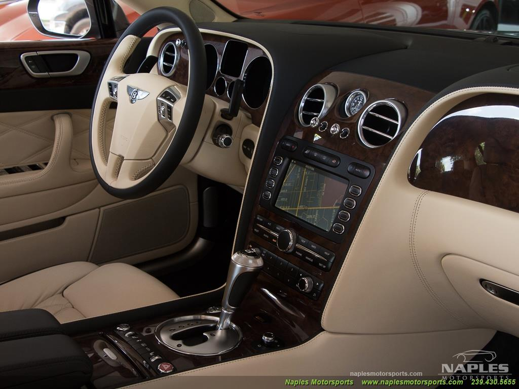 2011 Bentley Continental Flying Spur Speed - Photo 48 - Naples, FL 34104