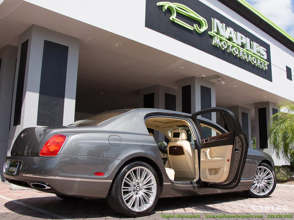 2011 Bentley Continental Flying Spur Speed - Photo 35 - Naples, FL 34104