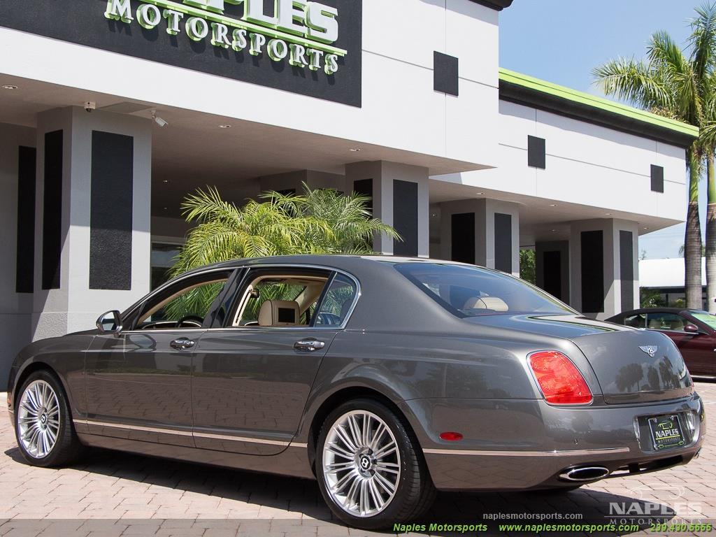 2011 Bentley Continental Flying Spur Speed - Photo 26 - Naples, FL 34104