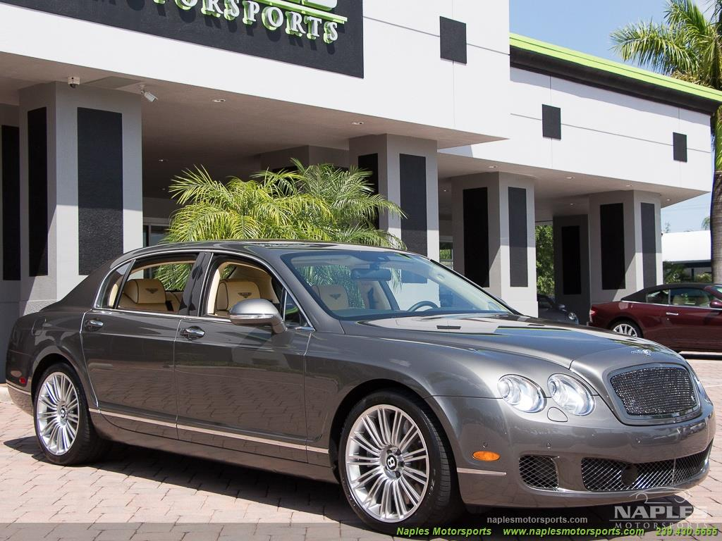 2011 Bentley Continental Flying Spur Speed - Photo 23 - Naples, FL 34104