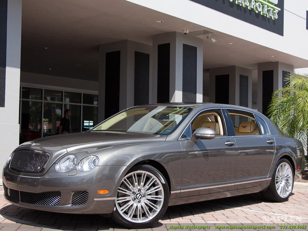 2011 Bentley Continental Flying Spur Speed - Photo 32 - Naples, FL 34104