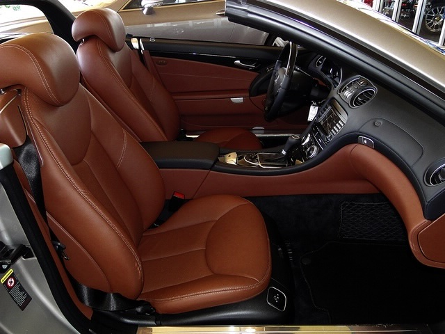 2007 mercedes benz sl550. Black Bedroom Furniture Sets. Home Design Ideas