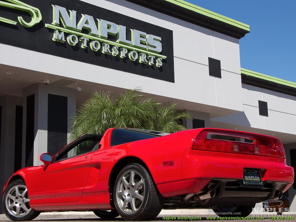 1995 Acura NSX NSX-T - Photo 45 - Naples, FL 34104
