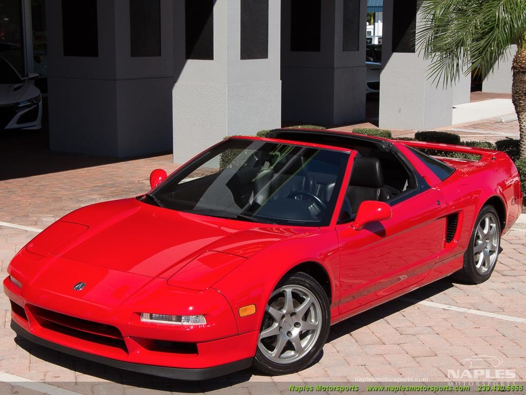 1995 Acura NSX NSX-T - Photo 54 - Naples, FL 34104