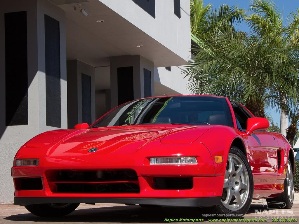 1995 Acura NSX NSX-T - Photo 55 - Naples, FL 34104