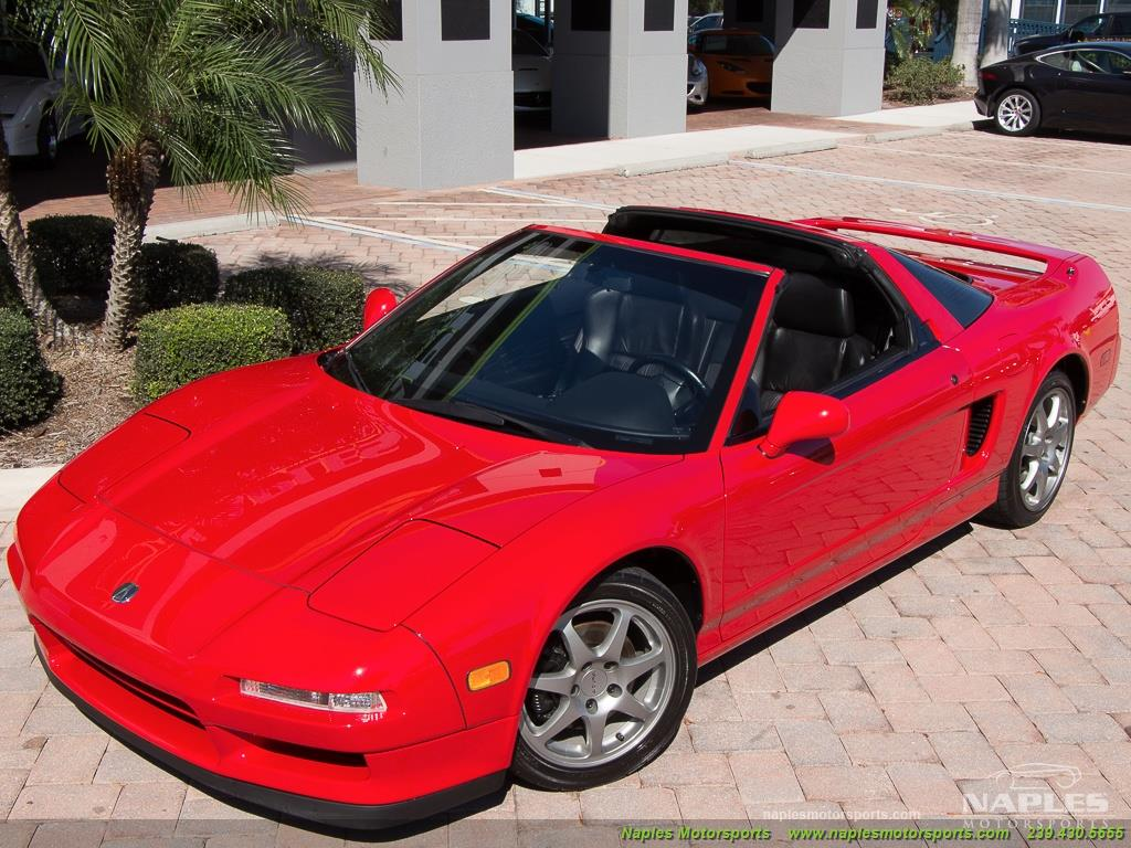 1995 Acura NSX NSX-T - Photo 21 - Naples, FL 34104