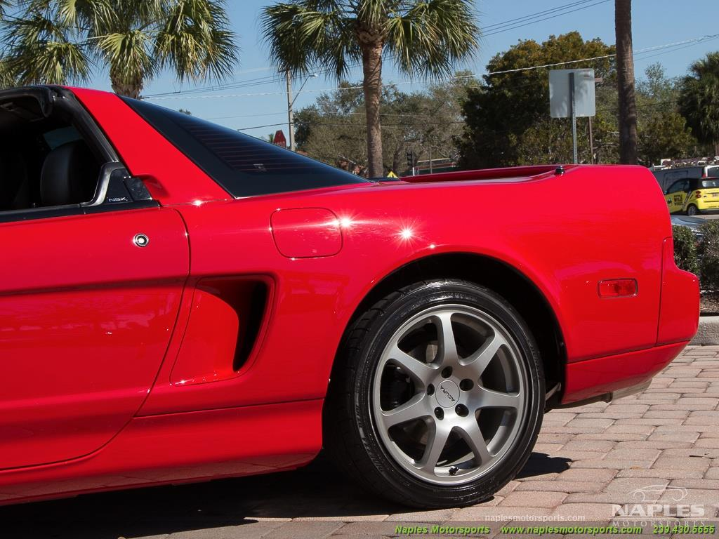 1995 Acura NSX NSX-T - Photo 52 - Naples, FL 34104