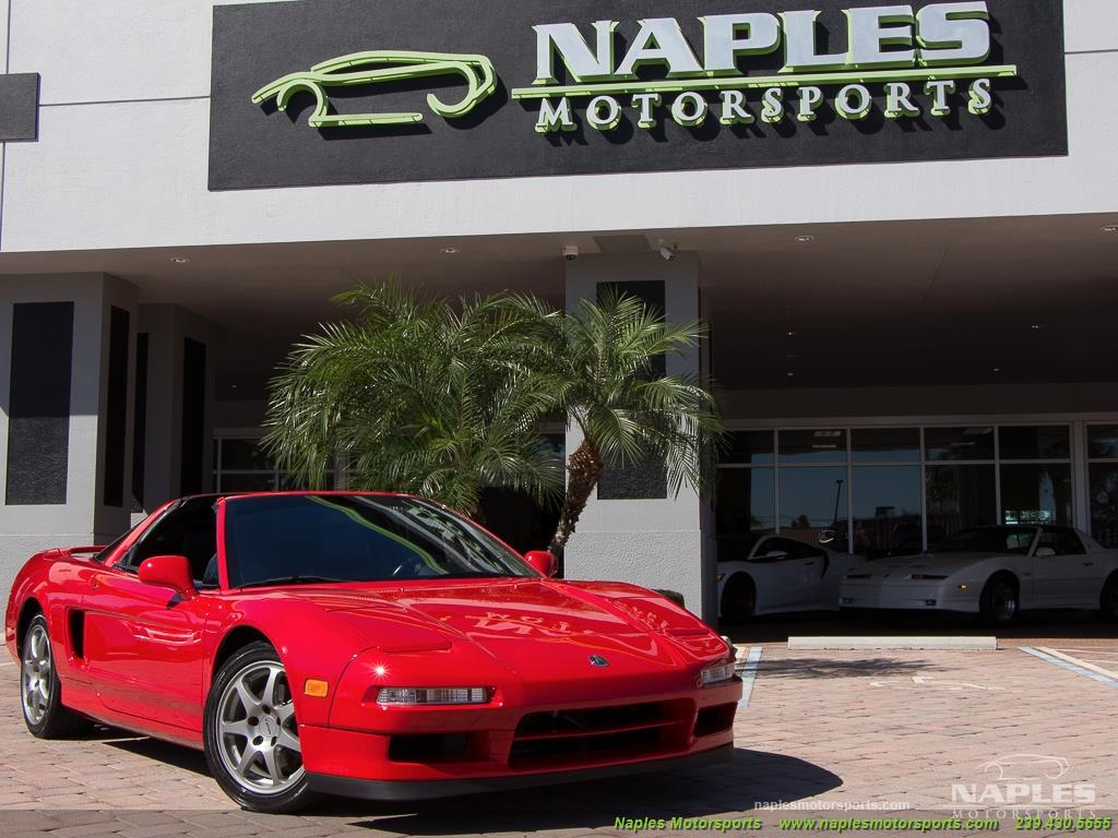 1995 Acura NSX NSX-T - Photo 11 - Naples, FL 34104