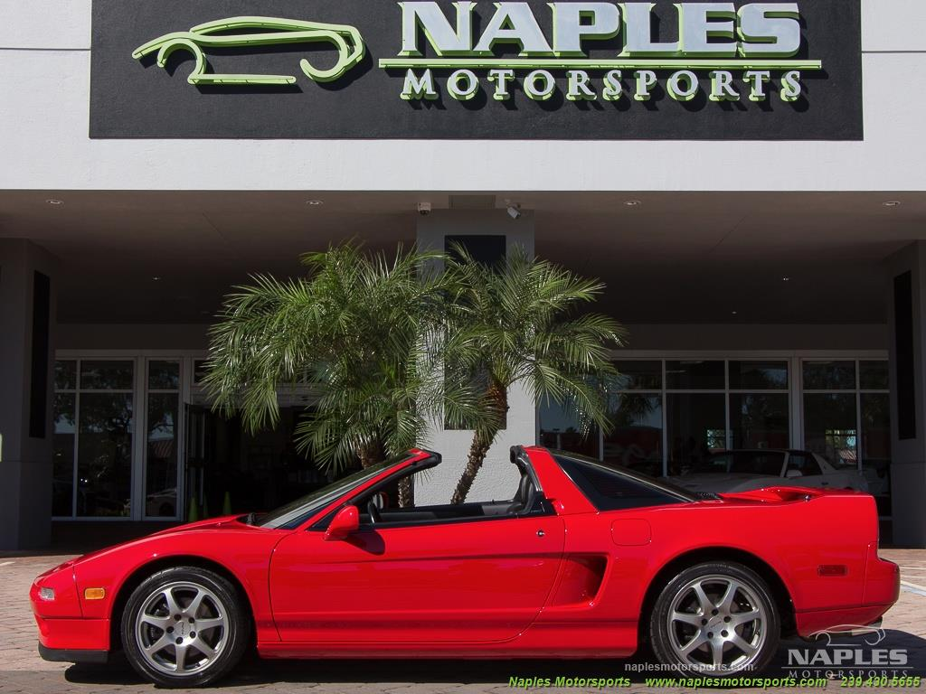 1995 Acura NSX NSX-T - Photo 9 - Naples, FL 34104